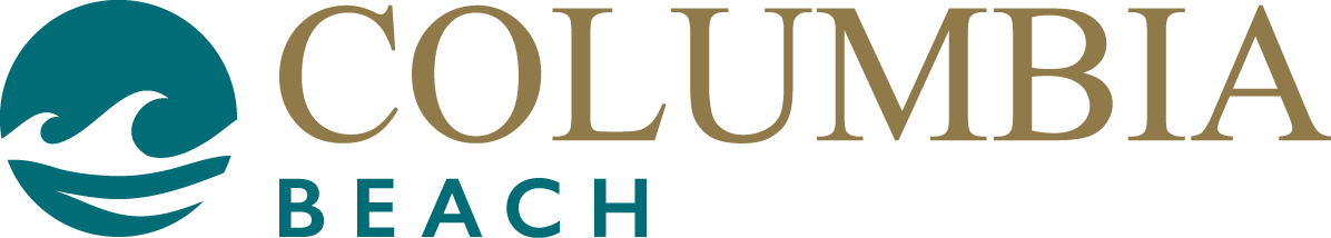 Columbia Beach Logo