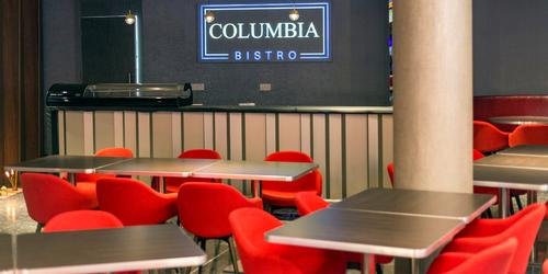 Columbia Bistro Cyprus Cazino
